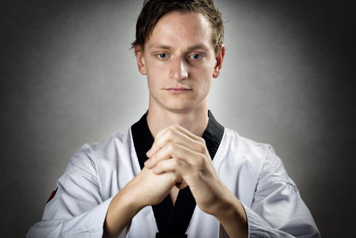 Костяшки кулаков — «визитная карточка» каратэ