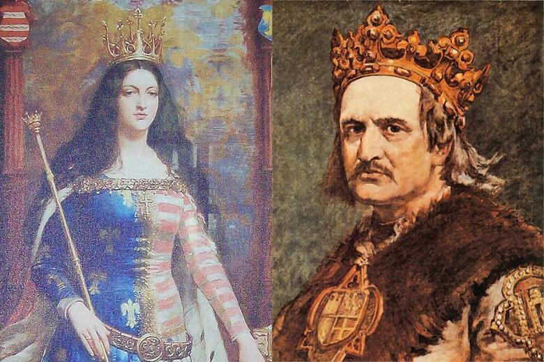 В годы правления Ядвиги и Ягайло Вавельский замок был центром духовной и политической жизни