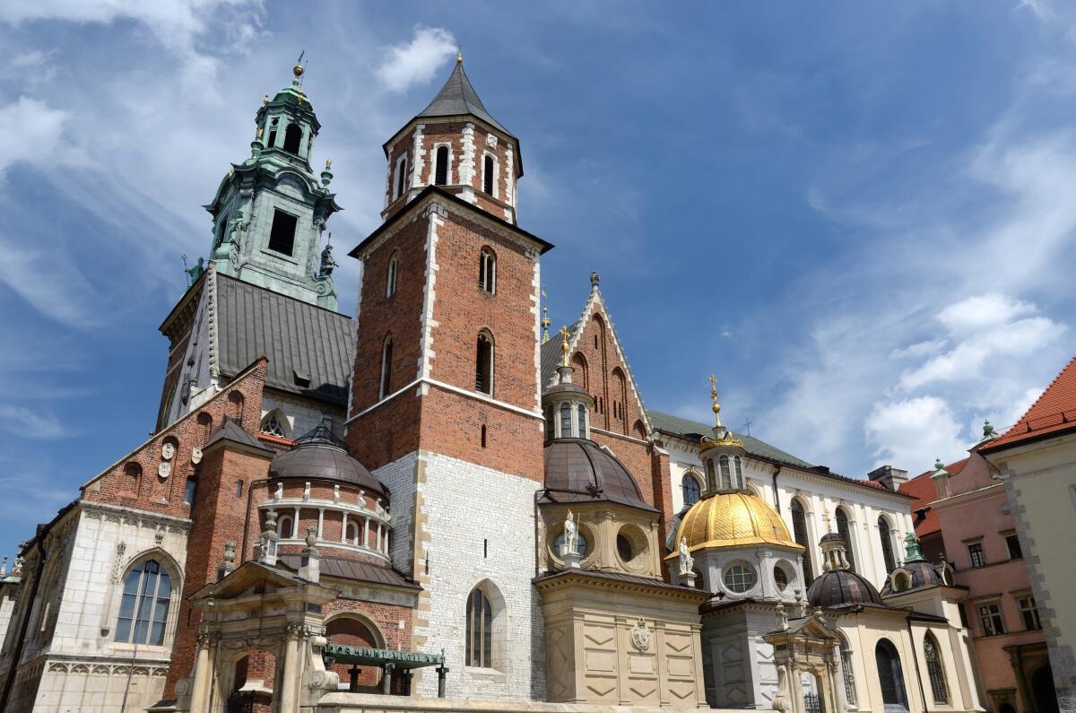 Кафедральный собор, Вавель, Краков, Польша