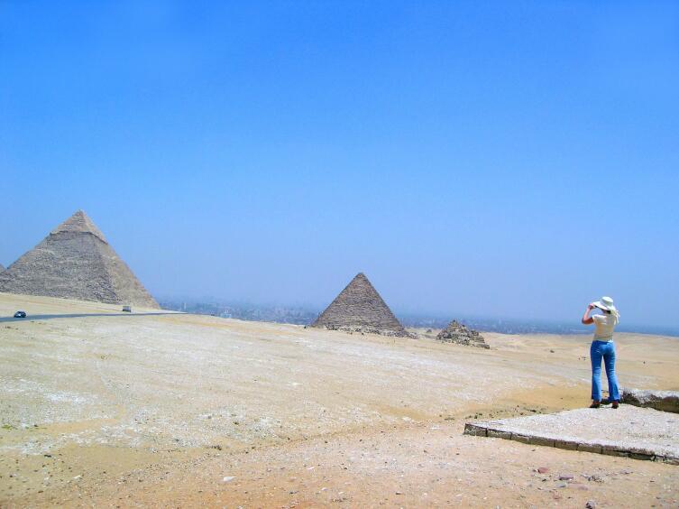 Деньги — это отдых в Египте, чтобы быть здоровыми и счастливыми