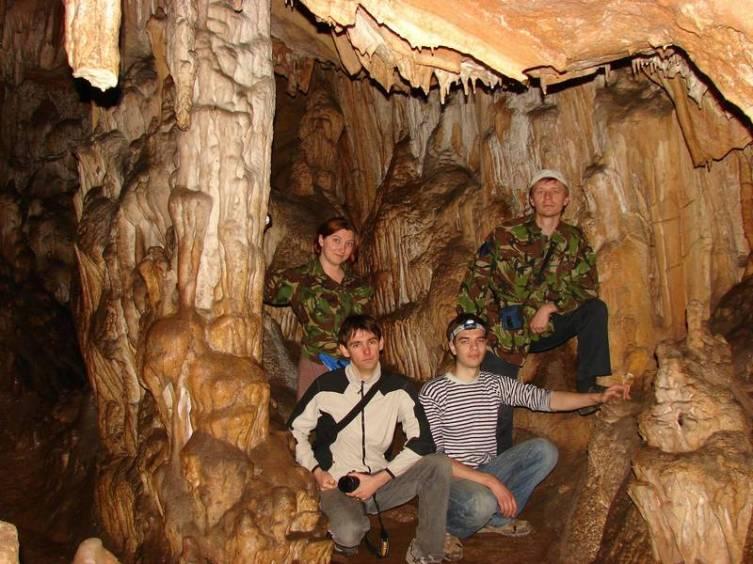 Пещера Козья