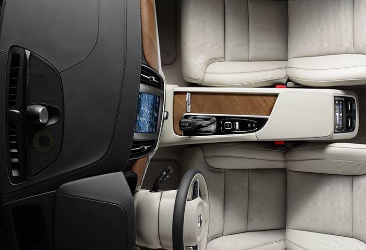 Салон Volvo S90