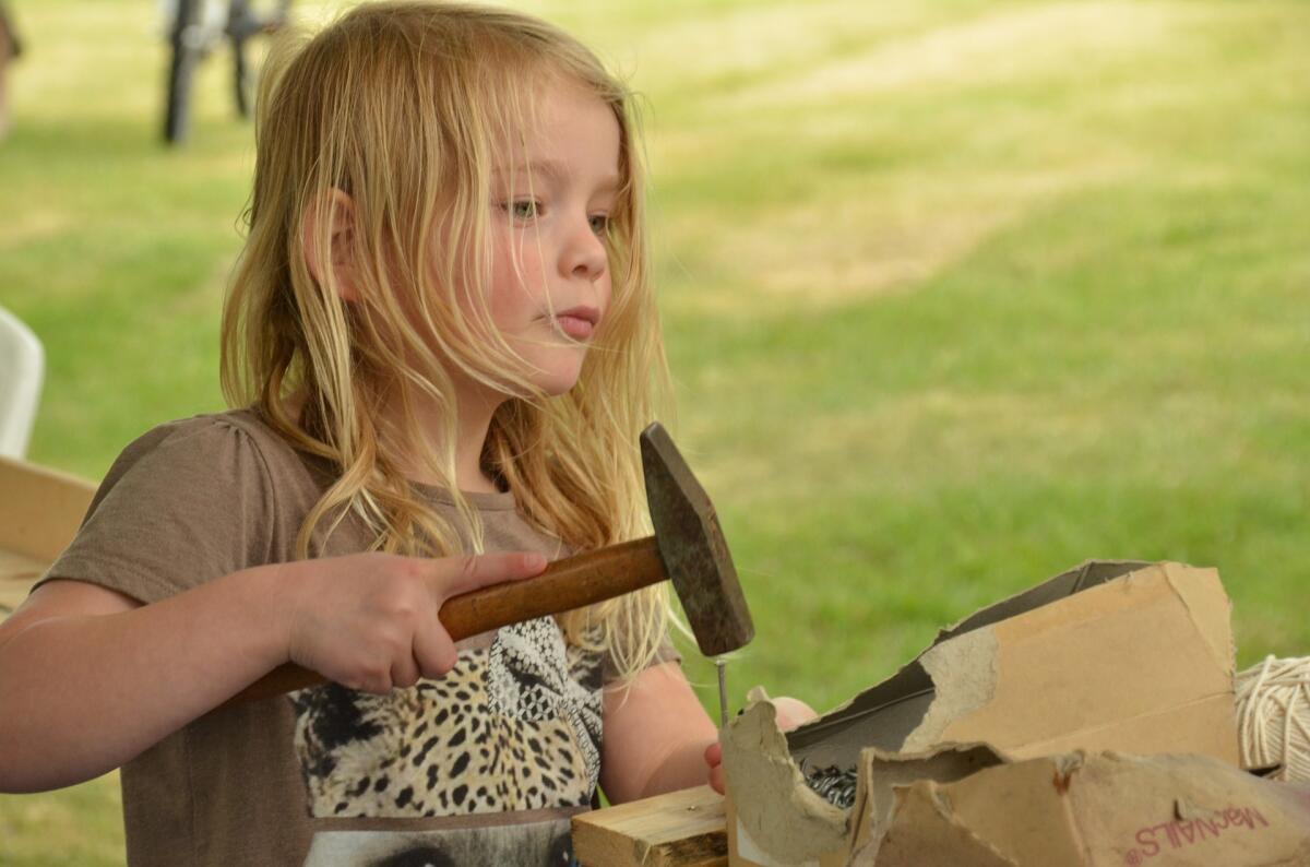 Работа в радость тогда, когда она приносит удовольствие— это знают даже дети
