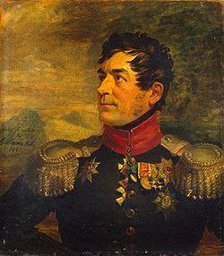 Портрет Г. А. Эммануэля