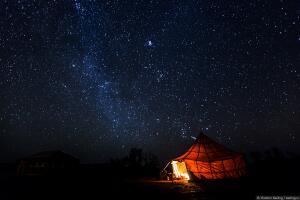 Хотите увидеть настоящую пустыню Сахару? Отправляйтесь в эрг Шигага!