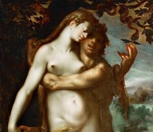 Бартоломеус Спрангер, «Грехопадение». А что такое грехопадение?