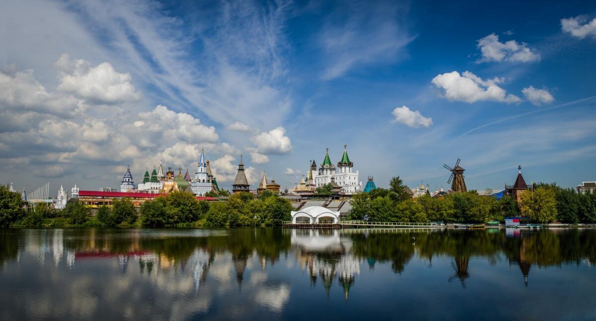 Измайловский кремль, современность