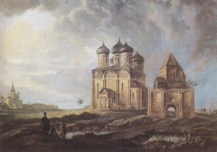 К.Бодри, «Измайлово в первой половине XIX века»