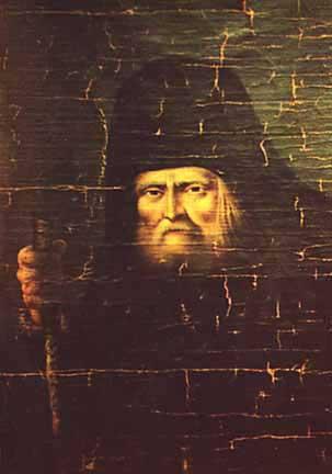 Прижизненный портрет Серафима Саровского