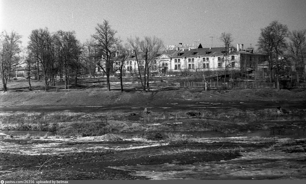 Городок имени Баумана, 1960—1965гг, фото Игонина С. М.