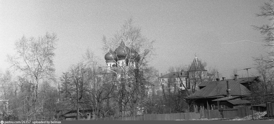 Покровский собор, 1960-1965гг, фото Игонина С. М.