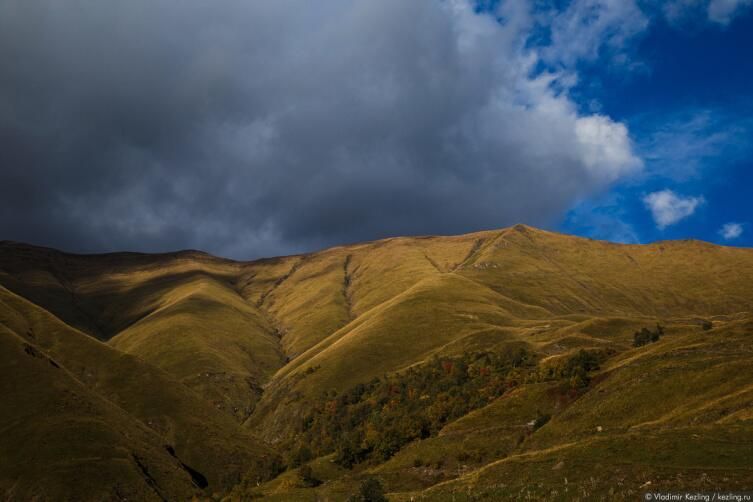 Грузия, Хевсуретия
