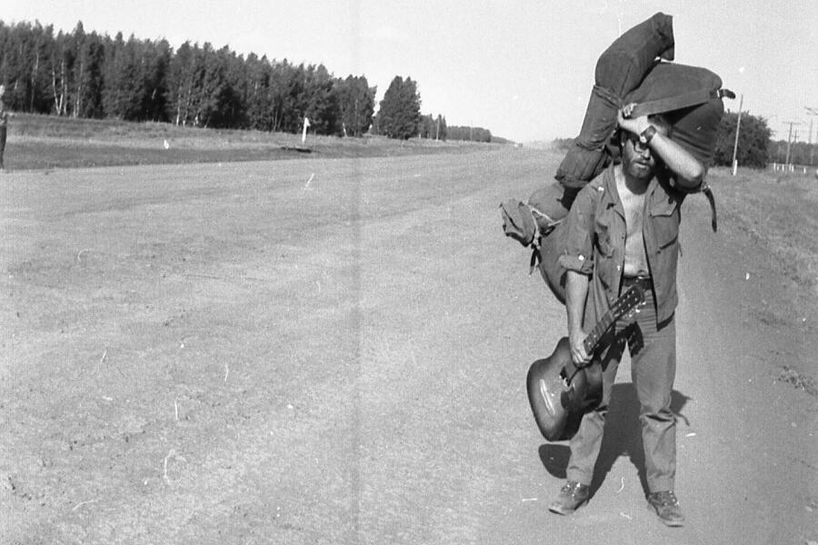 Перегрузка, 1974 год, степи Казахстана, автостоп