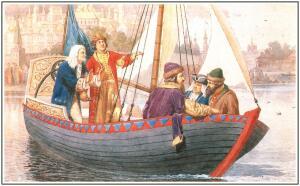 Кто такой Карштен Брандт и какова его роль в создании русского флота?