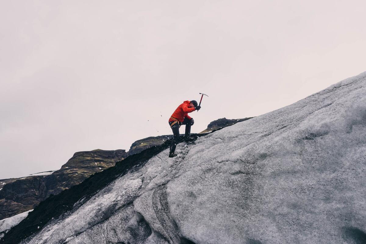 Человек, находящийся на вершине горы, не упал туда с неба (Народная пословица)