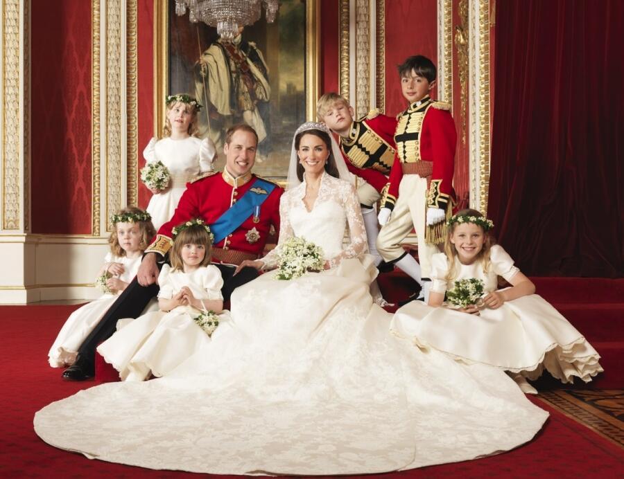 Кадр из фильма «Королевская свадьба»
