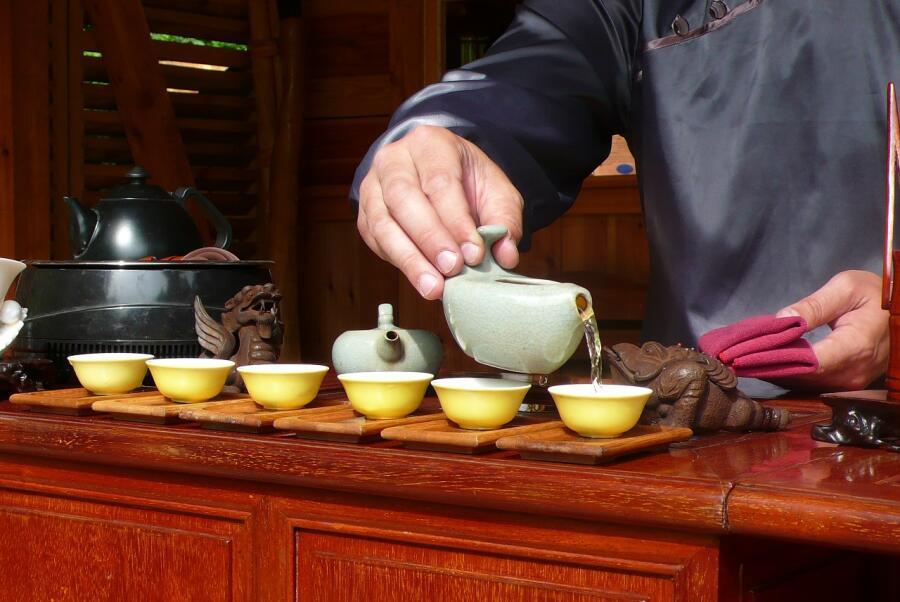 Что такое настоящий чай? Три листочка на пути невозможности...
