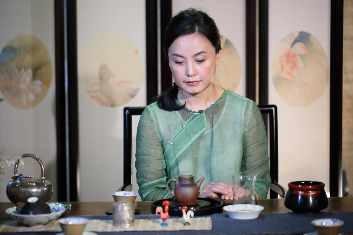 Самая знаменитая китайская чайная церемония называется «Кунг-фу»