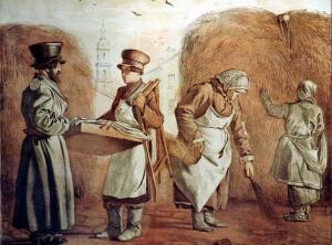 «По фене ботать»: когда и откуда это пришло на Русь? Часть 1