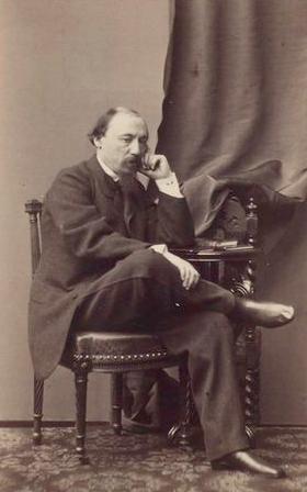 Н. А. Некрасов, 1865 г.