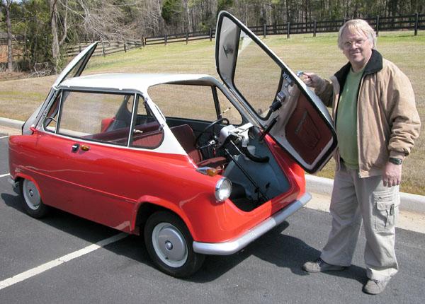 «Janus»: вперед или назад? История одного из худших автомобилей всех времен