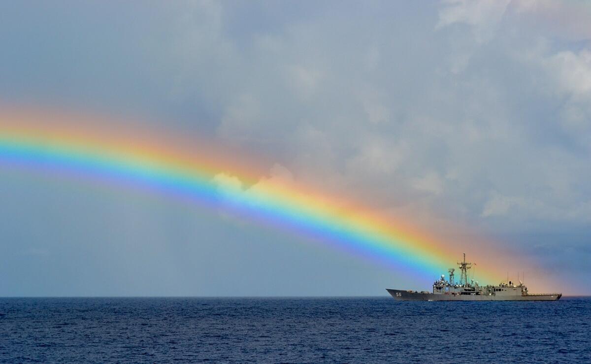 Профессиональные моряки тоже вносили свою лепту в создание «фени»