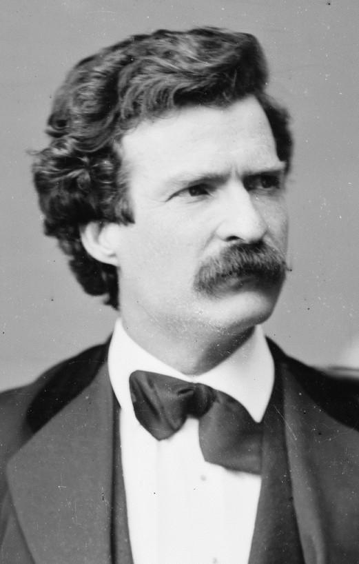 Известный писатель Марк Твен, был одним из первых клиентов фирмы Томаса Кука