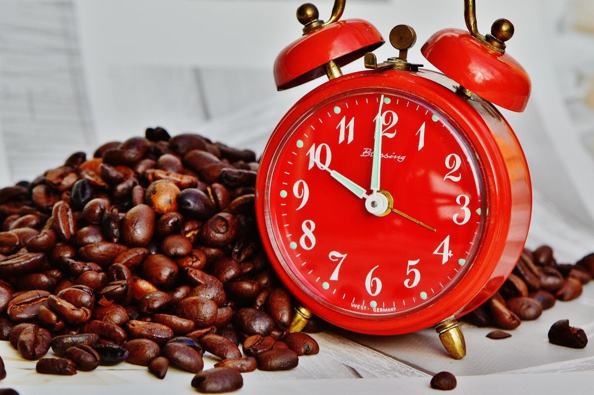 Вставайте на час раньше, чем обычно и увидите, насколько больше можно успеть
