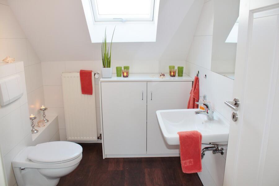 Как обустроить маленькую ванную комнату? Открываем секреты!