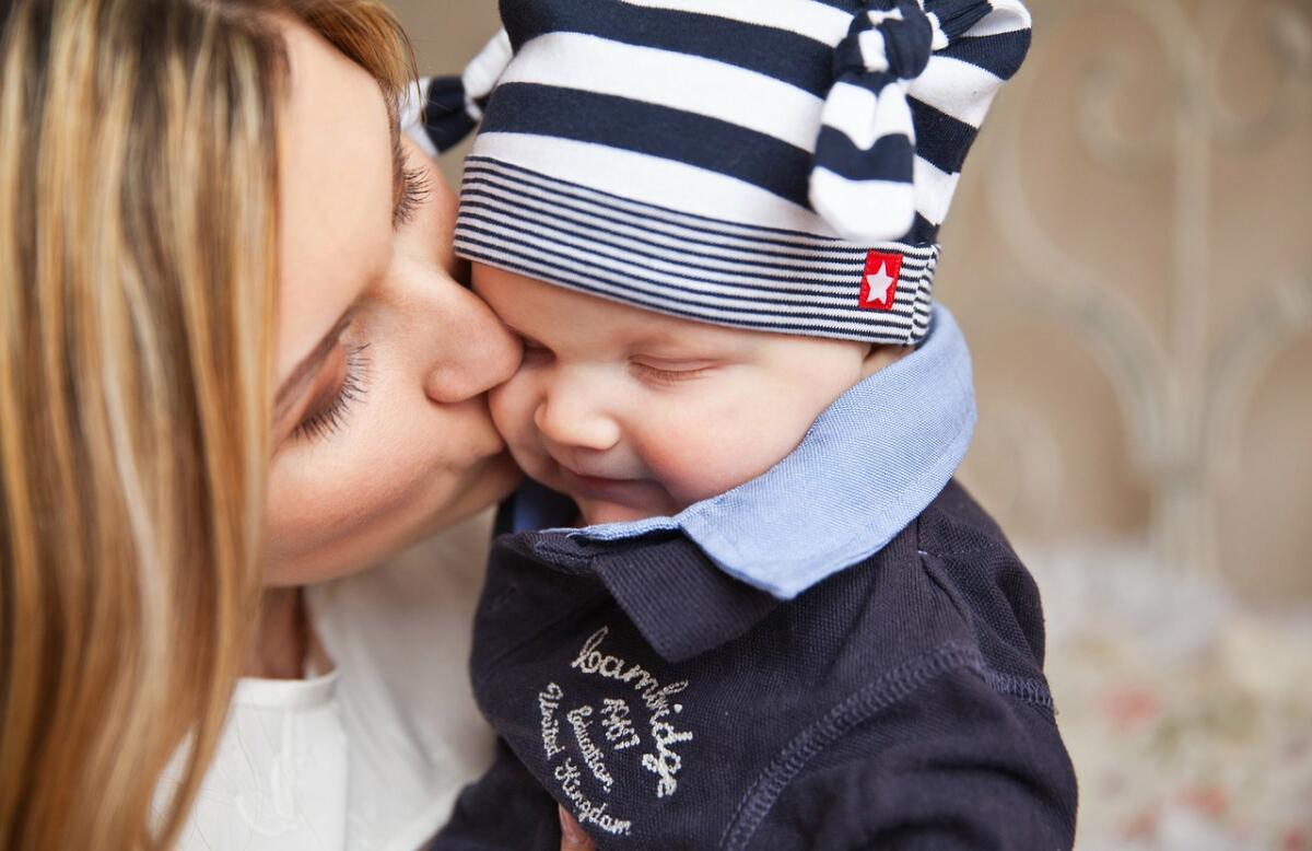 Ощущение счастья даёт нужный стимул к развитию малыша