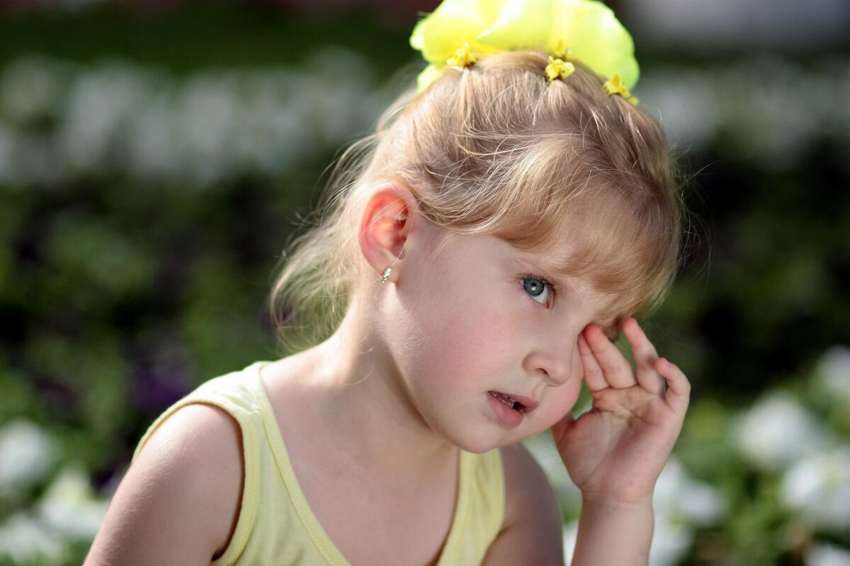 Помогайте ребенку самостоятельно справляться с эмоциями