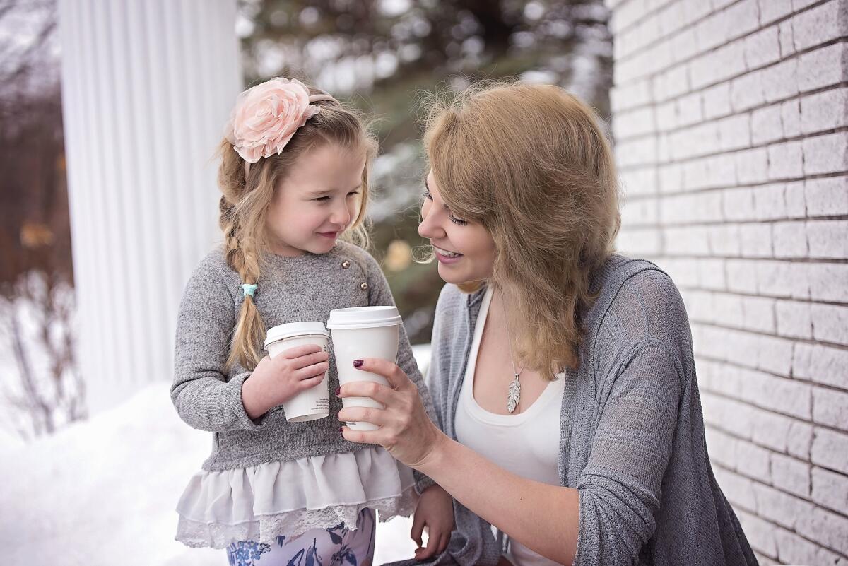 Выделите время для общения, ребенку это очень важно