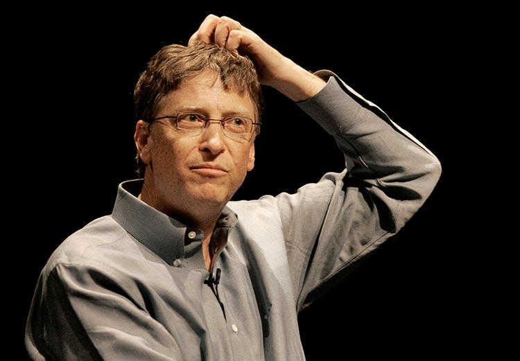 Билл Гейтс, безусловно, талантлив, но талант - не синоним слова «успех»