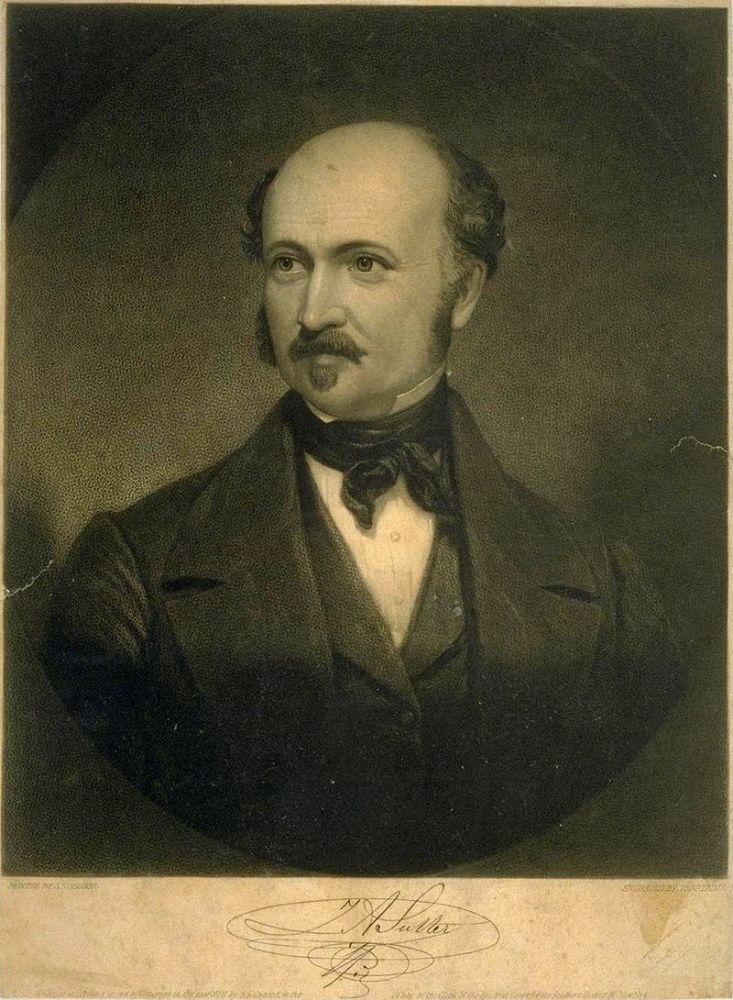 Джон Саттер