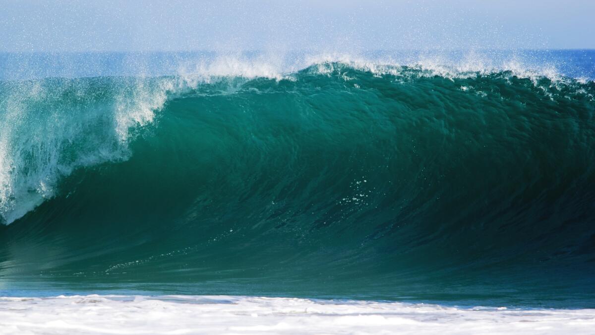 Природная стихия с доминированием тонов зеленого и синего позитивно влияет на нервную систему
