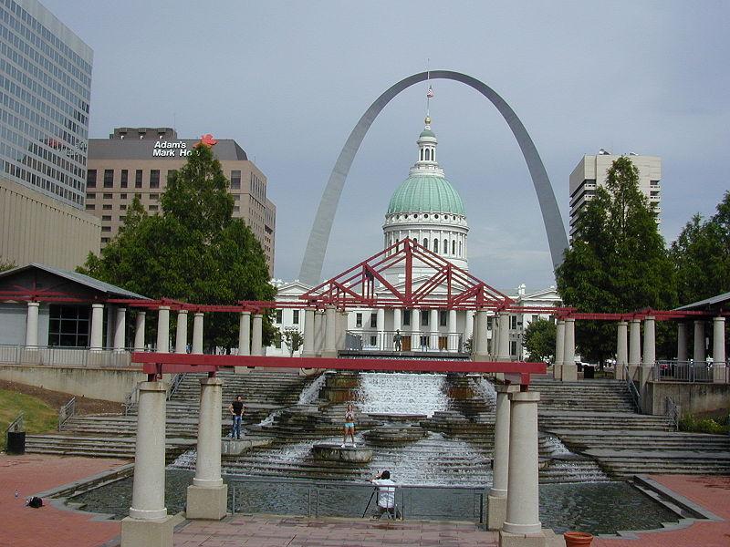 Город Сент-Луис, современность