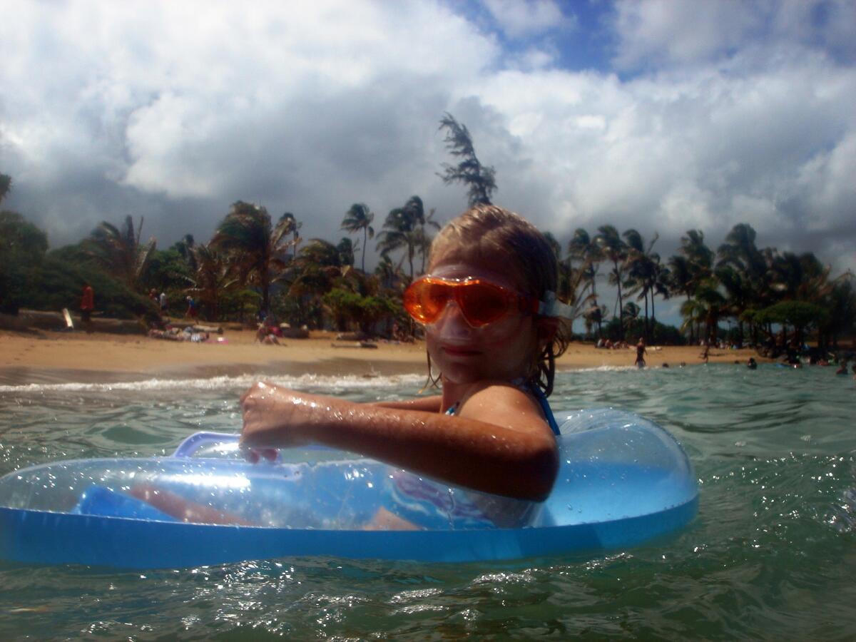 Плавательные очки— вещь простая, но поможет избежать больших неприятностей