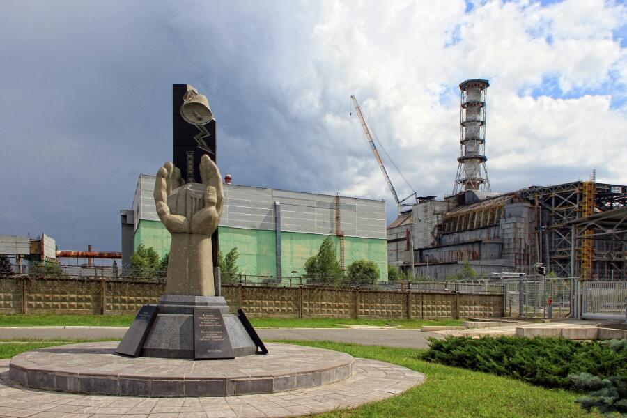 Чернобыль, современность