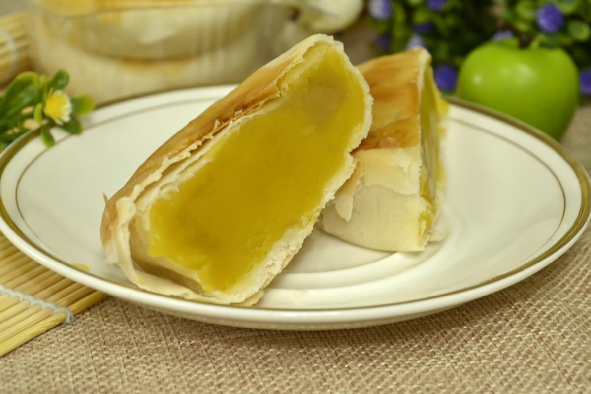 Торт из дуриана