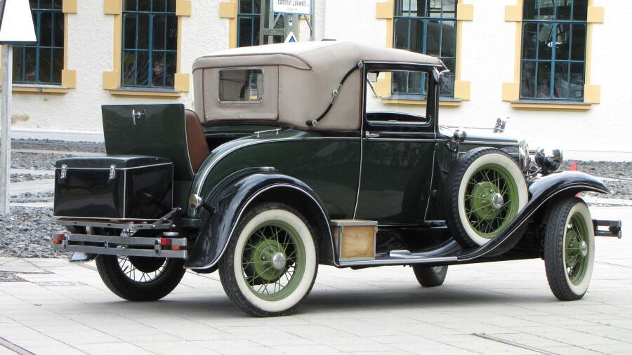 Шикарные авто останутся в прошлом