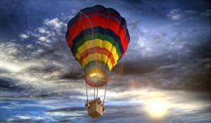 Как утрамбовать воздушный шар в дамскую сумку? Инструкция