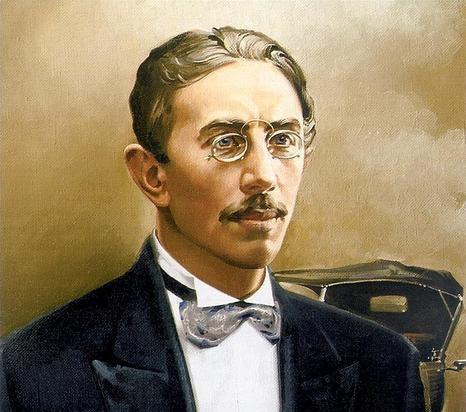 Валериан Валерианович Оболенский, партийный псевдоним Н. Осинский
