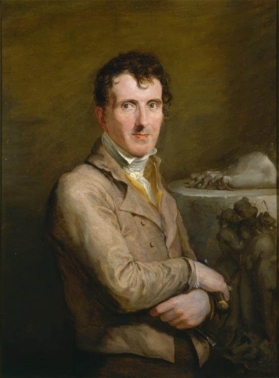 Антонио Канова, 1817, 98х74 см, Government Art Collection, Англия