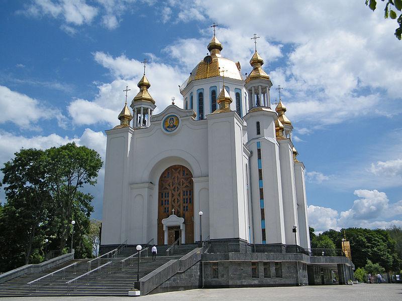 Покровский Собор в г. Ровно
