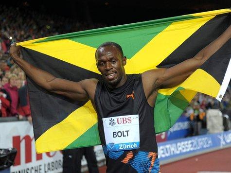 Усэйн Сент-Лео Болт - девятикратный олимпийский чемпион и 11-кратный чемпион мира