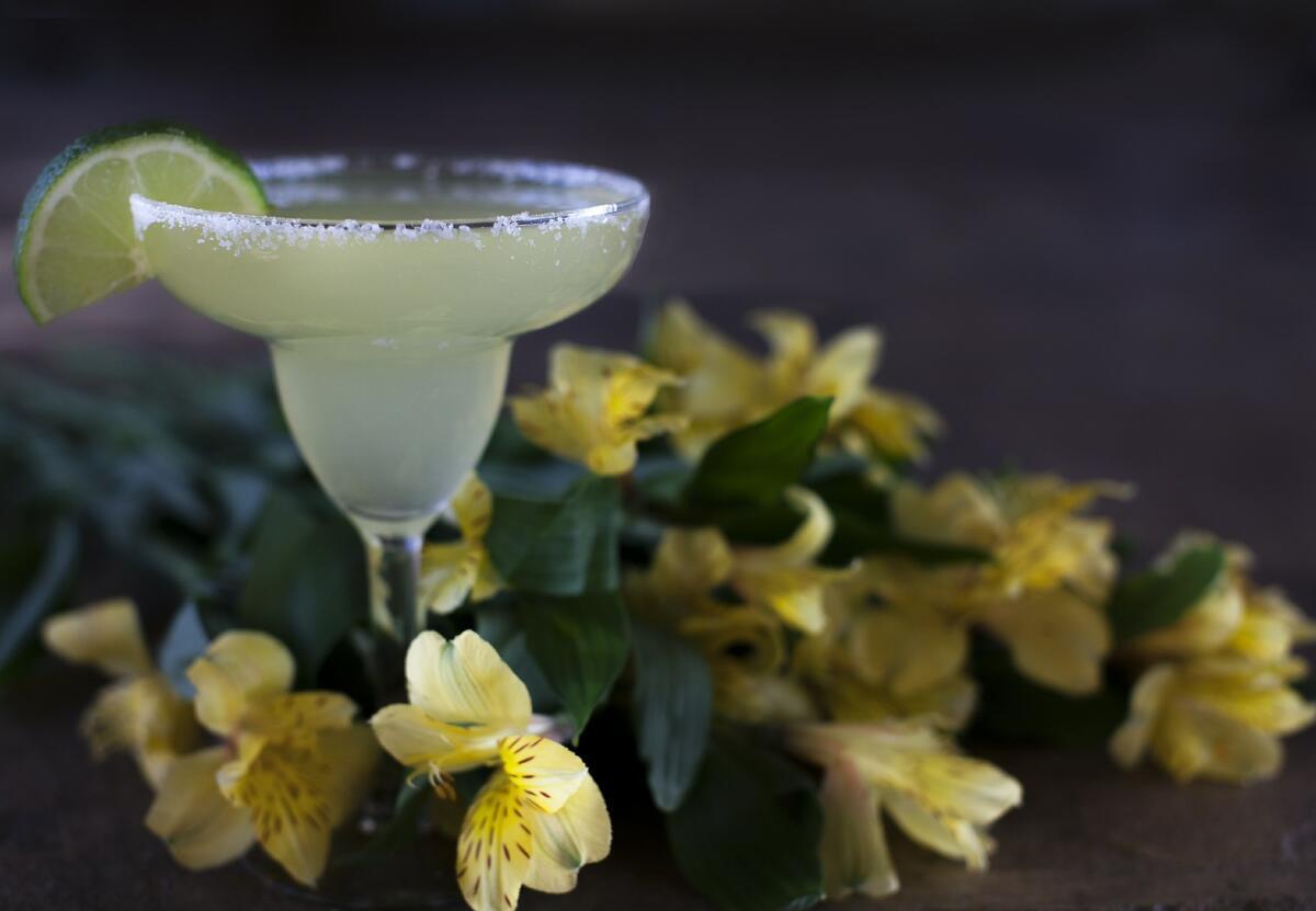 В коктейле «Маргарита» текила - важнейший компонент