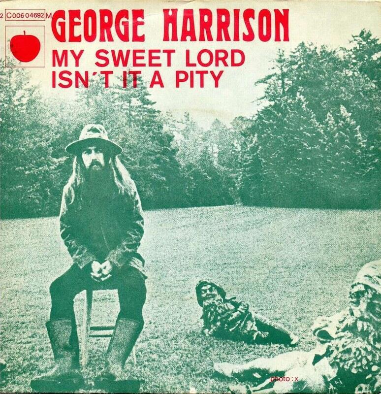 Среди экс-битлов Харрисону удалось первым подняться на вершину американского хит-парада