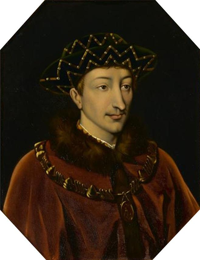 Дофин, будущий Карл VII