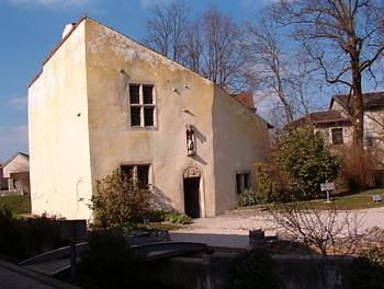 Дом Жанны д'Арк в Домреми. Ныне — музей
