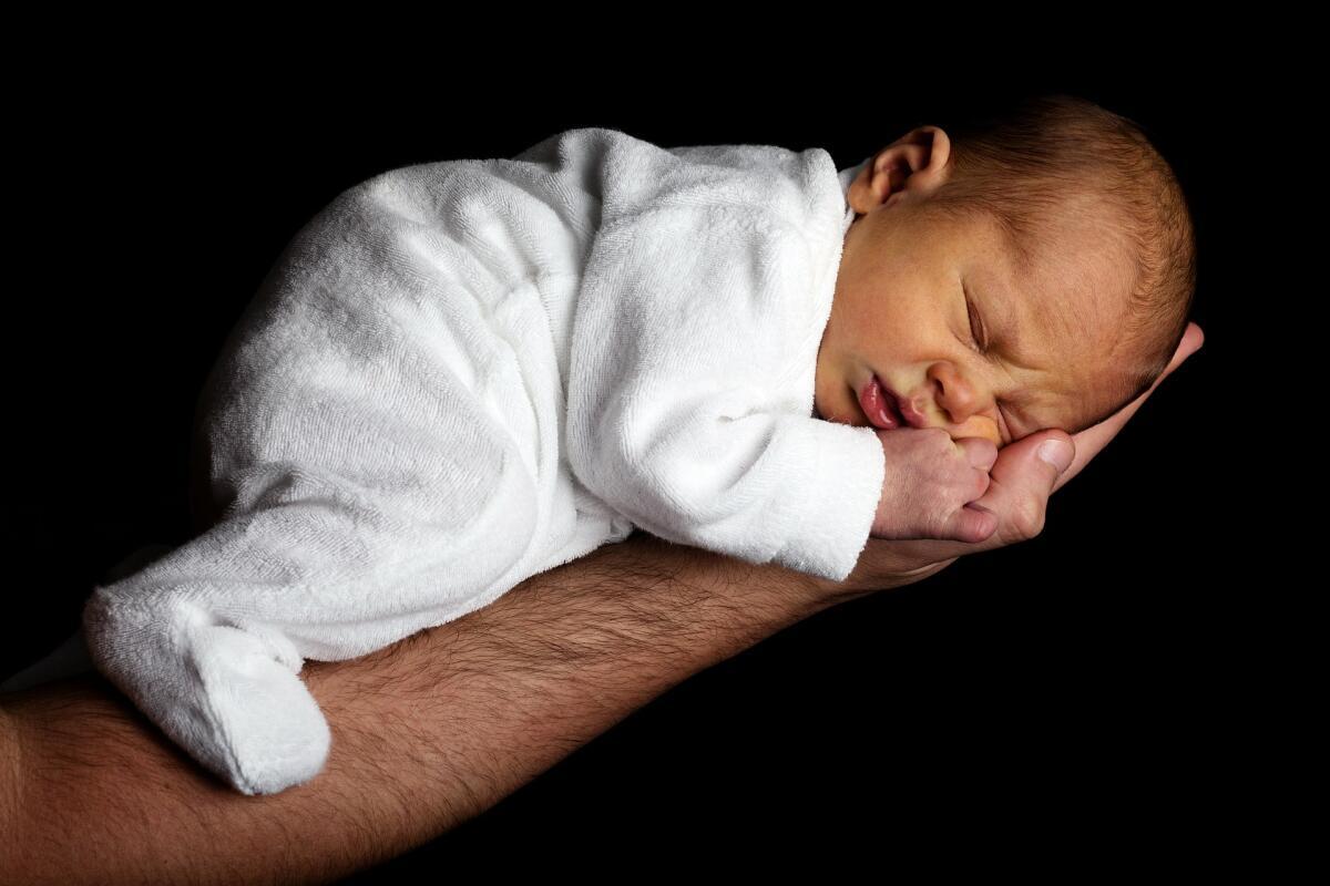Даже в самые бессонные, сложные для вас ночи ребенок должен знать, что любим